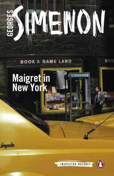 Maigret in New York cover image