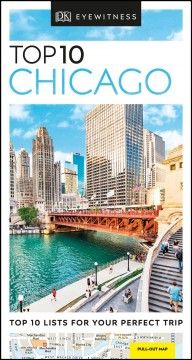 Eyewitness travel. Top 10 Chicago cover image