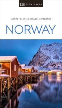 Eyewitness travel. Norway cover image