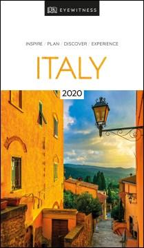 Eyewitness travel. Italy cover image