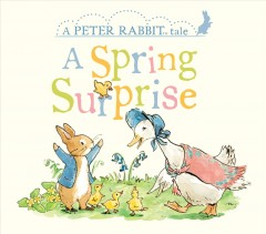 A Spring surprise cover image