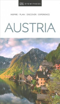 Eyewitness travel. Austria cover image