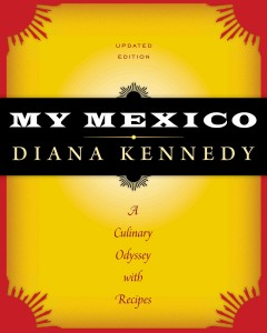 My Mexico : a culinary odyssey with recipes cover image