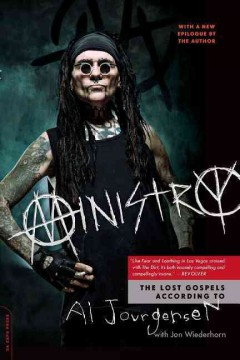 Ministry : the lost gospels according to Al Jourgensen cover image
