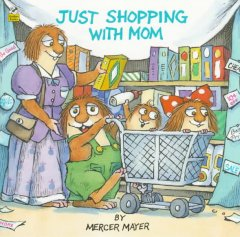 Just shopping with mom cover image