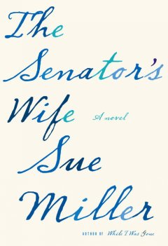 The senator's wife cover image