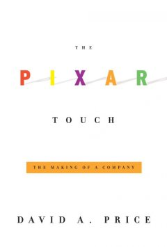 The Pixar touch : the making of a company cover image