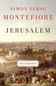 Jerusalem : the biography cover image