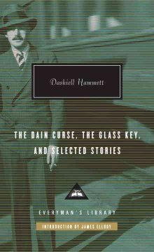 The Dain curse : the Glass Key ; and Selected Stories cover image