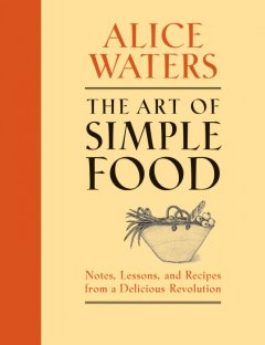 The art of simple food cover image