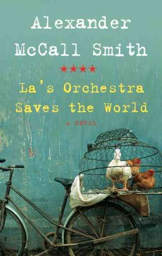 La's orchestra saves the world cover image