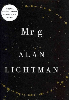 Mr g : a novel about the creation cover image