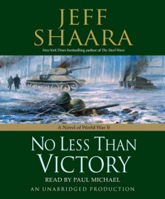 No less than victory a novel of World War II cover image