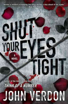 Shut your eyes tight : a novel cover image