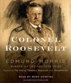 Colonel Roosevelt cover image