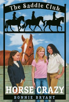 Horse crazy cover image