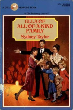 Ella of all-of-a-kind family cover image