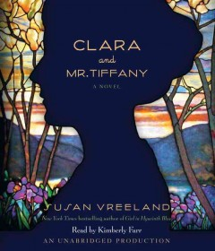 Clara and Mr. Tiffany cover image