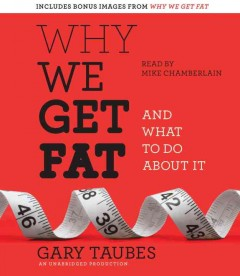Why we get fat and what to do about it cover image