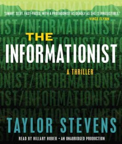 The informationist a thriller cover image