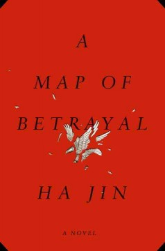 A map of betrayal cover image