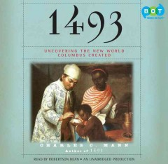 1493 [uncovering the new world Columbus created] cover image