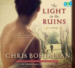 The light in the ruins a novel cover image
