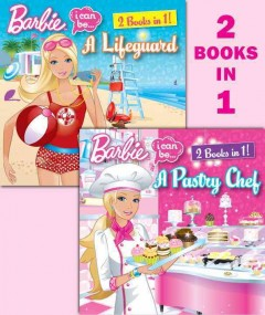 Barbie I can be-- a pastry chef cover image