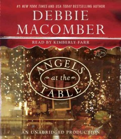 Angels at the table cover image