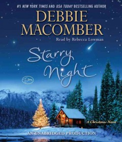 Starry night a Christmas novel cover image
