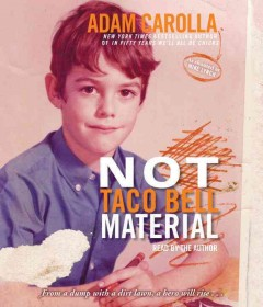 Not Taco Bell material cover image