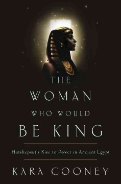 The woman who would be king cover image