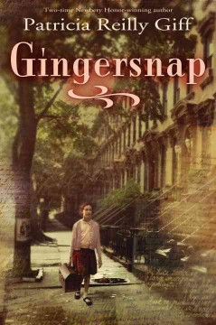 Gingersnap cover image