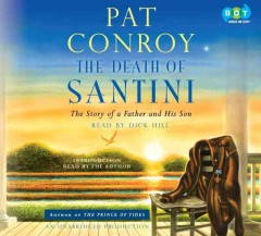 The death of Santini the story of a father and his son cover image