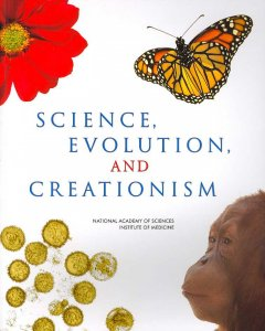 Science, evolution, and creationism cover image