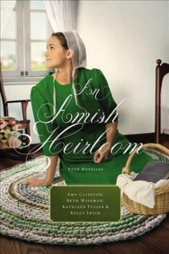 An Amish heirloom cover image