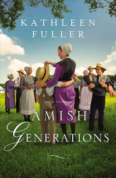 Amish generations : four stories cover image