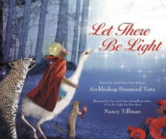 Let there be light cover image
