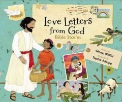Love letters from God : Bible stories cover image