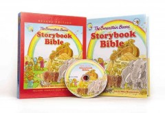 The Berenstain Bears storybook Bible cover image