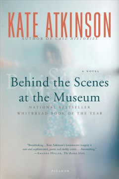 Behind the scenes at the museum cover image