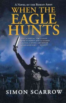 When the eagle hunts cover image