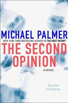 The second opinion cover image