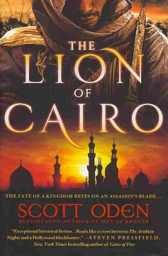 The lion of Cairo cover image