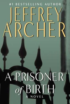 A prisoner of birth cover image
