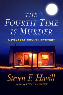 The fourth time is murder cover image