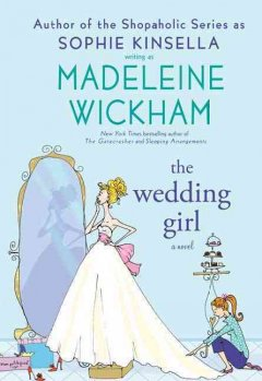 The wedding girl cover image