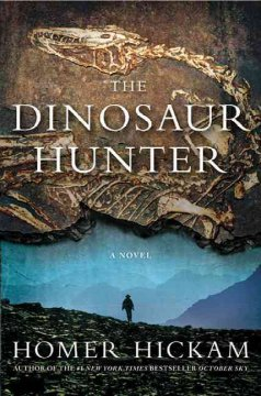 The dinosaur hunter cover image