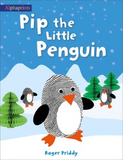 Pip the little penguin cover image