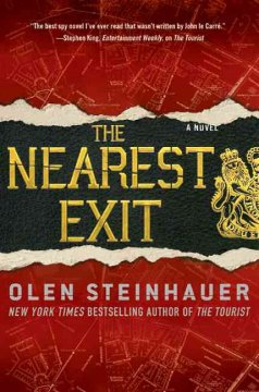 The nearest exit cover image